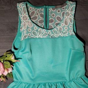 finn & clover Dresses - Finn & Clover mint green Medium dress